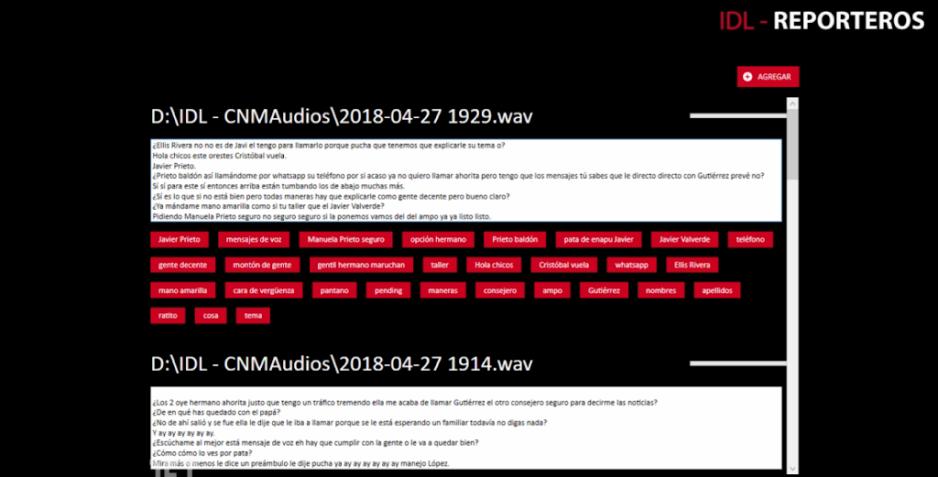 [Cognitive Services] Speech Services & Text Analytics con los #CNMAudios