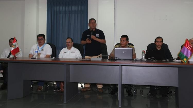 Gobierno Regional lanza aplicativo Reach de seguridad ciudadana en Jaén